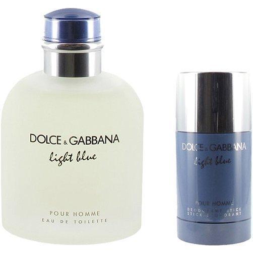 Dolce & Gabbana Light Blue Pour Homme Duo EdT 125ml Deostick 75ml