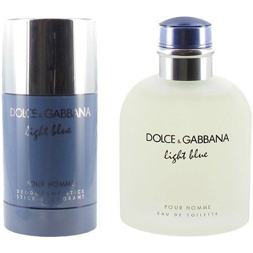 Dolce & Gabbana Light Blue Pour Homme Duo EdT 40ml Deostick 75ml