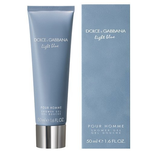 Dolce & Gabbana Light Blue Shower Gel GWP