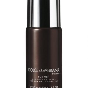 Dolce & Gabbana The One For Men Deodorant Spray 150 ml Suihkedeodorantti Miehille