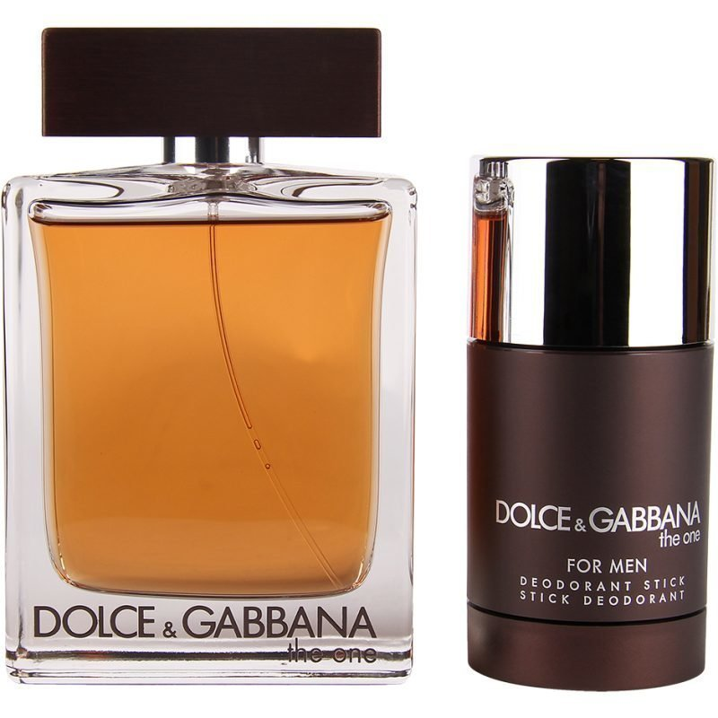 Dolce & Gabbana The One For Men Duo EdT 150ml Deostick 75ml
