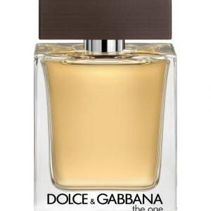 Dolce & Gabbana The One For Men Eau De Toilette Tuoksu Miehelle 50 ml