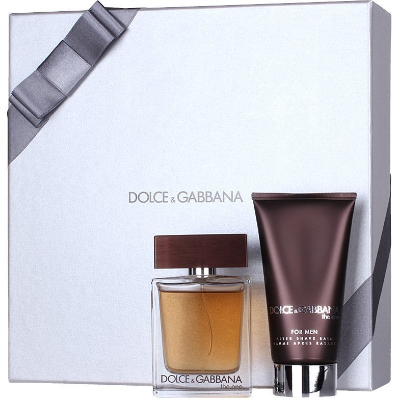 Dolce & Gabbana The One For Men Giftset EdT 50ml After Shave Balm 75ml