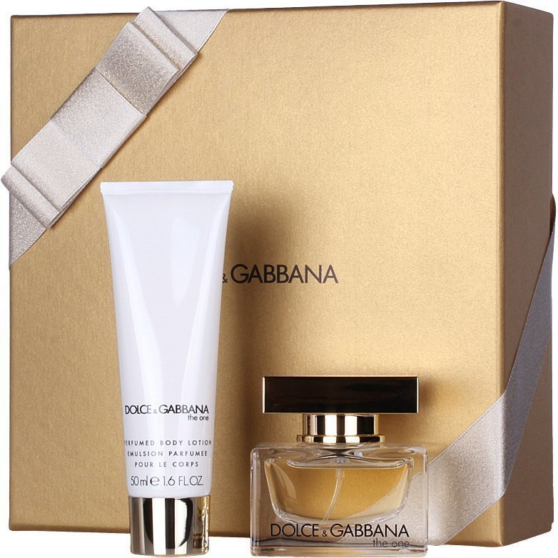 Dolce & Gabbana The One Giftset EdP 30ml Body Lotion 50ml