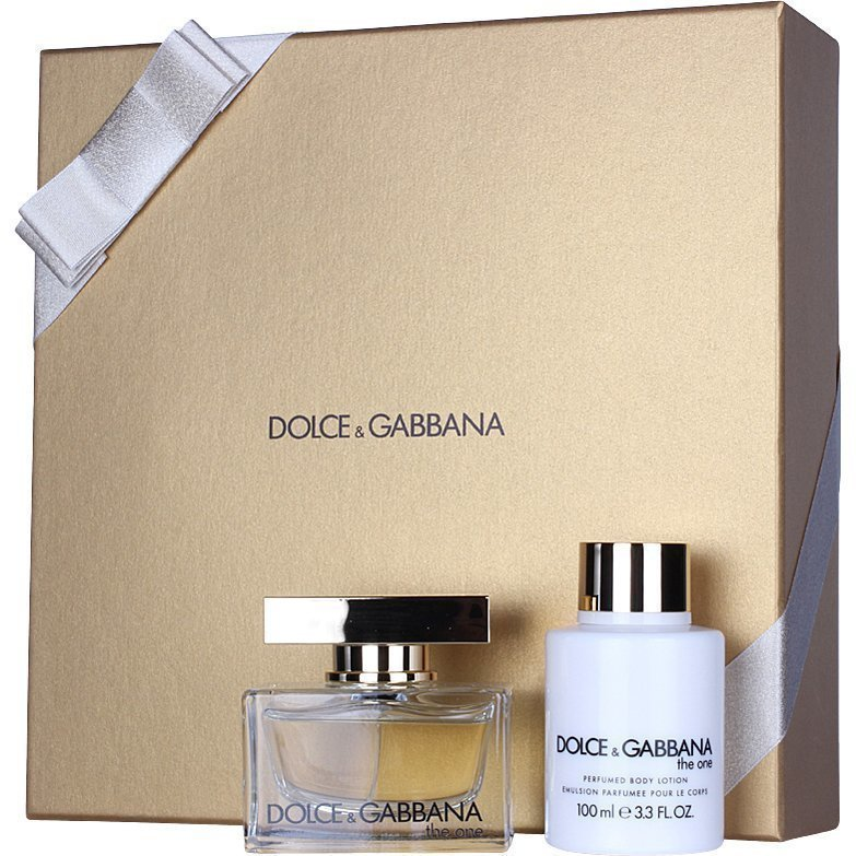 Dolce & Gabbana The One Giftset EdP 50ml Body Lotion 100ml