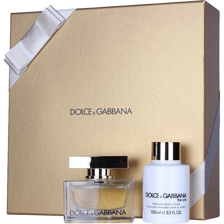 Dolce & Gabbana The One Giftset EdP 50ml Body Lotion 100ml