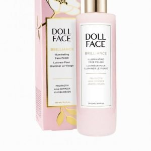 Doll Face Brilliance Illuminating Face Polish 240 Ml Meikinpoistoaine