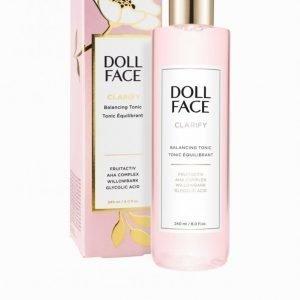 Doll Face Clarify Balancing Toner 240 Ml Meikinpoistoaine