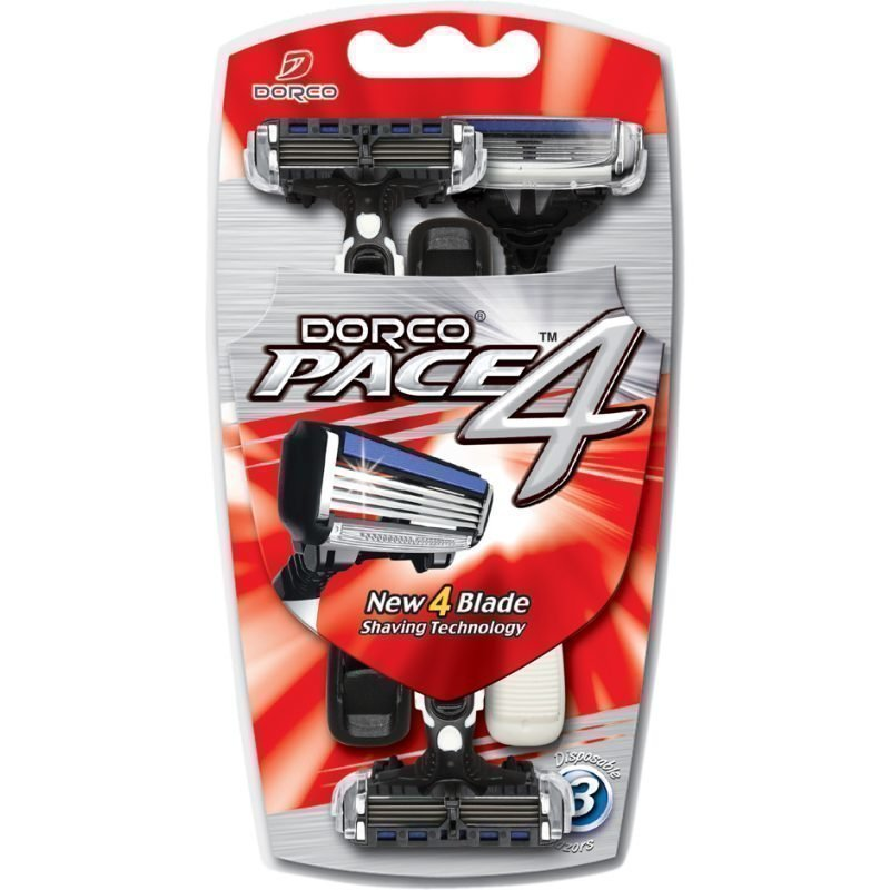 Dorco Dorco Pace 4Pack