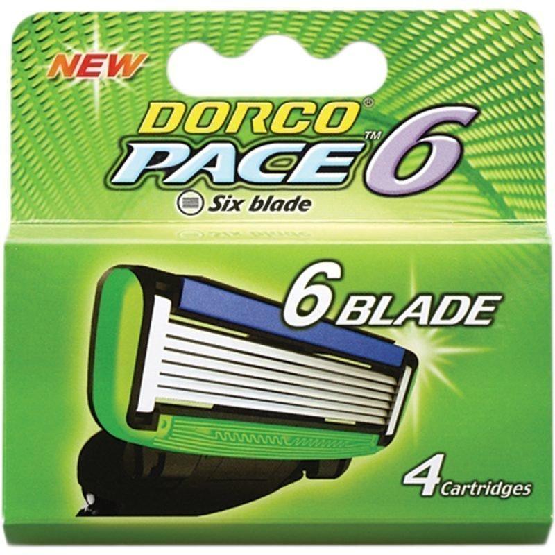 Dorco Dorco Pace 6 4 Blades