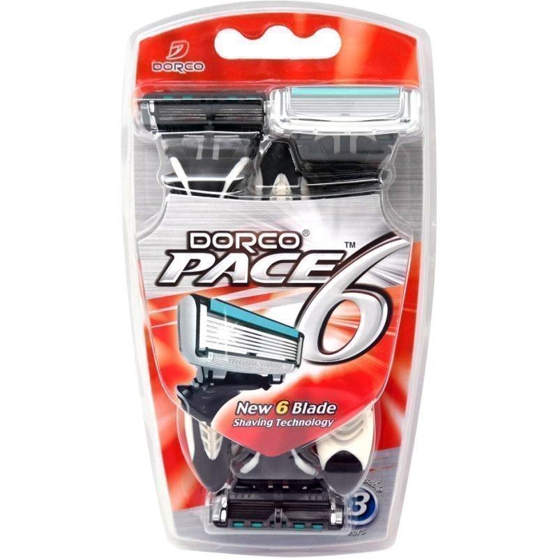 Dorco Dorco Pace 6Pack