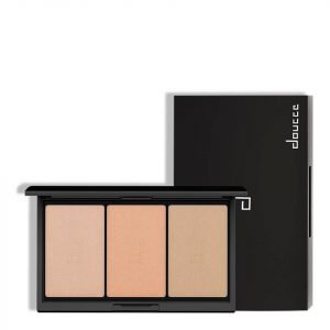 Doucce Freematic Highlighter Pro Palette Glow Effect 3 6.8 G