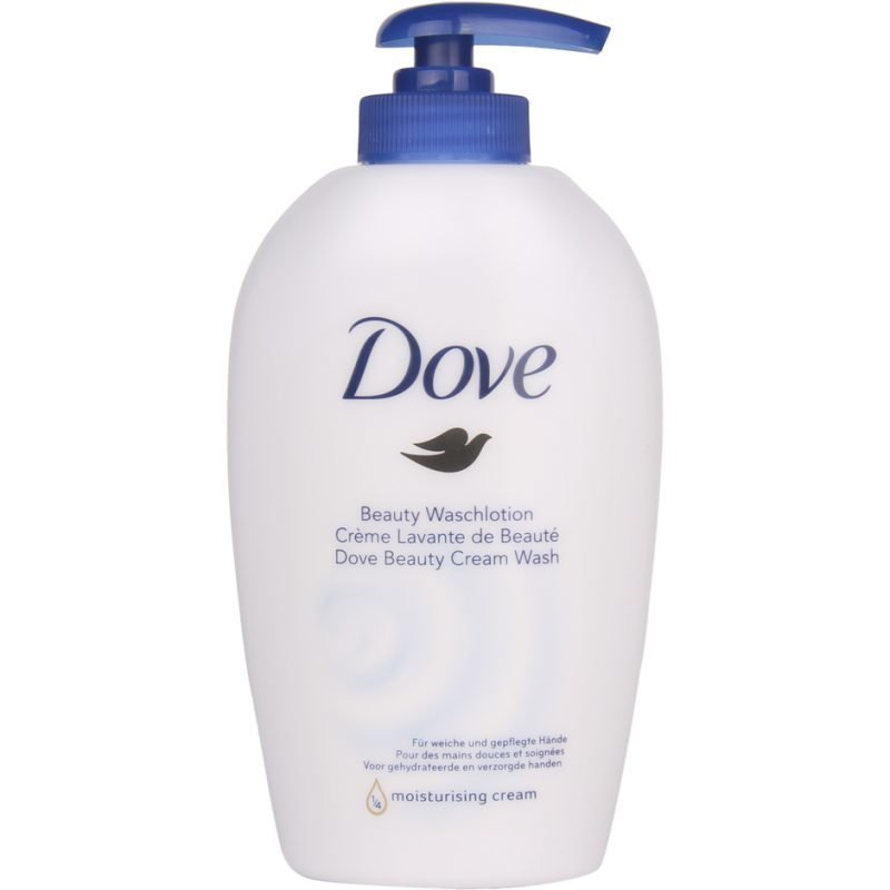 Dove Beauty Cream Wash Liquid Soap 250ml