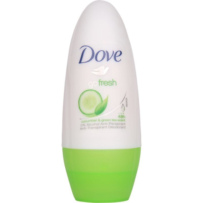 Dove Go Fresh Cucumber 48hOn 50ml