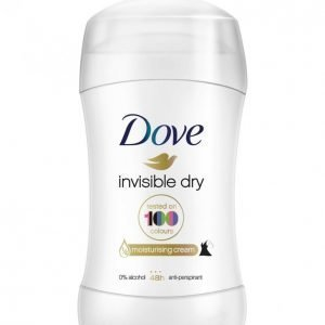 Dove Invisible Dry Deo Stick Deodorantti 40 Ml