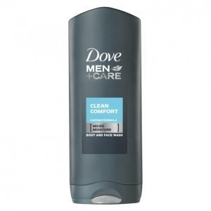 Dove Men Clean Comfort Suihkusaippua 250 Ml