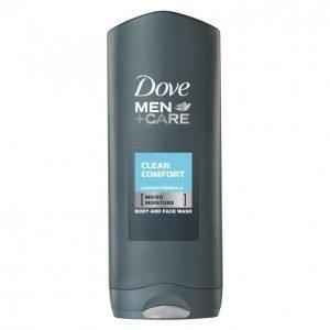 Dove Men Clean Comfort Suihkusaippua 250 Ml