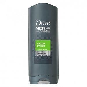 Dove Men Extra Fresh Suihkusaippua 250 Ml