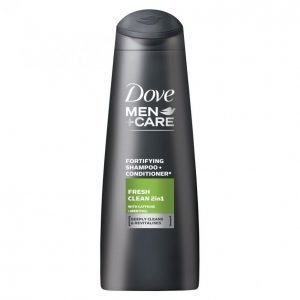 Dove Men Fresh Clean 2in1 Shampoo 250 Ml