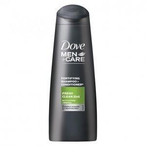Dove Men Fresh Clean 2in1 Shampoo 250 Ml