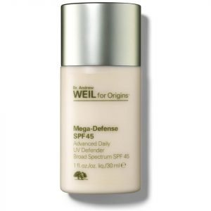 Dr. Andrew Weil For Origins Mega-Defense Advanced Daily Uv Defender Spf 45 30 Ml