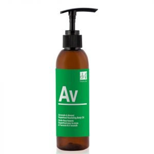 Dr Botanicals Apothecary Avocado And Almond Superfood Nourishing Body Oil 200 Ml