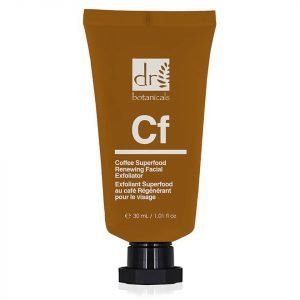 Dr Botanicals Apothecary Coffee Superfood Renewing Facial Exfoliator 50 Ml