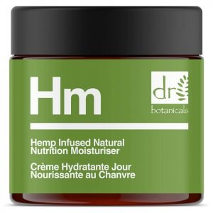 Dr Botanicals Apothecary Hemp Infused Natural Nutrition Moisturiser 50 Ml