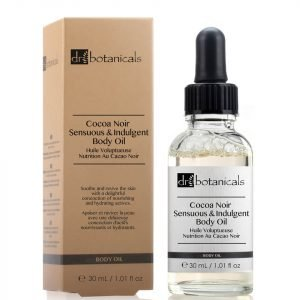 Dr Botanicals Coco Noir Sensuous & Indulgent Body Oil 30 Ml