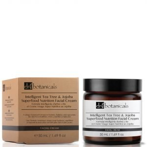 Dr Botanicals Intelligent Tea Tree And Jojoba Superfood Nutrition Cream 50 Ml