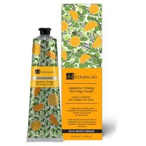 Dr Botanicals Japanese Orange Reviving Cream 50 Ml