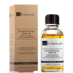 Dr Botanicals Neroli Reviving Bath Oil 30 Ml