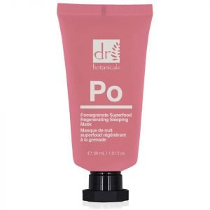 Dr Botanicals Pomegranate Superfood Regenerating Sleeping Mask