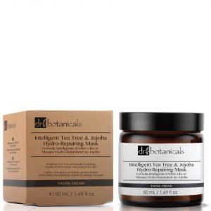 Dr Botanicals Tea Tree And Jojoba Hydro-Repairing Mask 50 Ml
