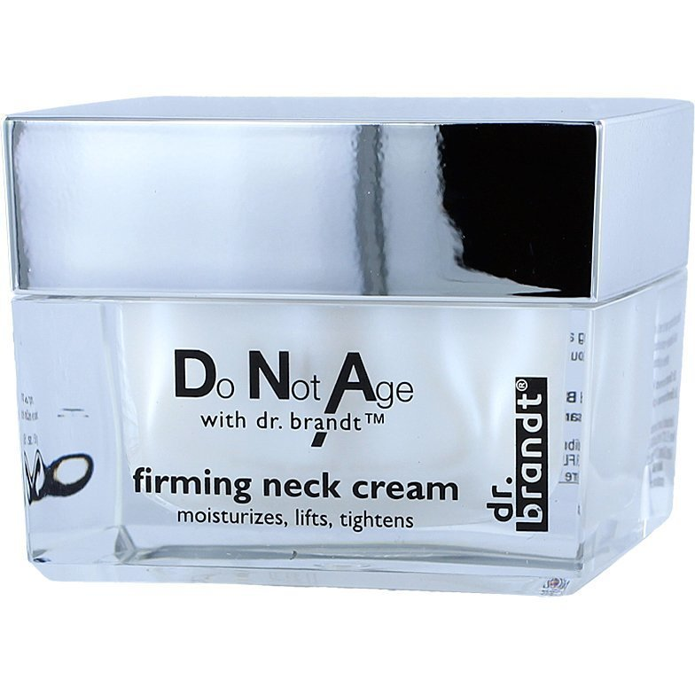 Dr Brandt Do Not Age Firming Neck Cream 50g
