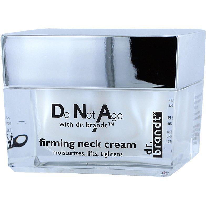 Dr Brandt Do Not Age Firming Neck Cream 50g