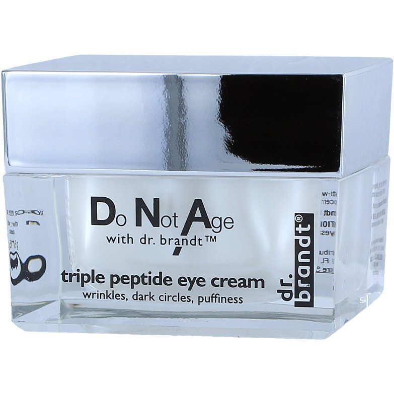 Dr Brandt Do Not Age Triple Peptide Eye Cream 15g