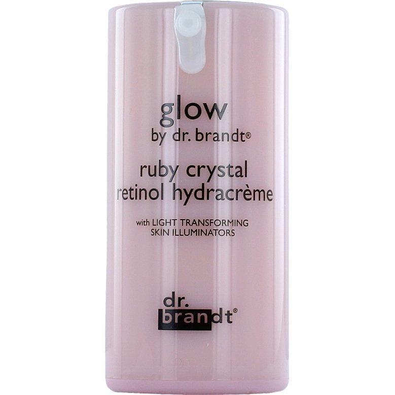 Dr Brandt Glow By Dr Brandt Ruby Crystal Retinol Hydracreme 50g