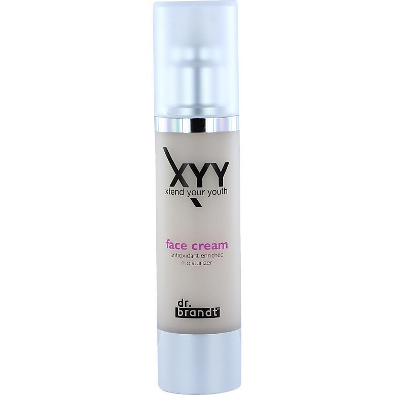 Dr Brandt Xtend Your Youth Face Cream Antioxidant Enriched Moisturizer 50g