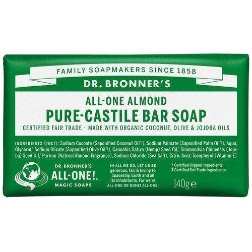 Dr. Bronner's Magic Soaps All-One Hemp Almond