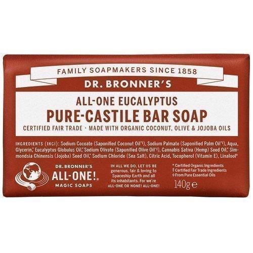 Dr. Bronner's Magic Soaps All-One Hemp Eucalyptus