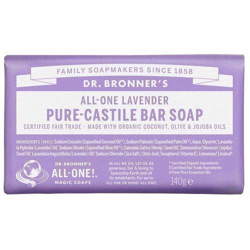 Dr. Bronner's Magic Soaps All-One Hemp Lavender