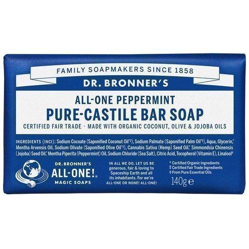 Dr. Bronner's Magic Soaps All-One Hemp Peppermint