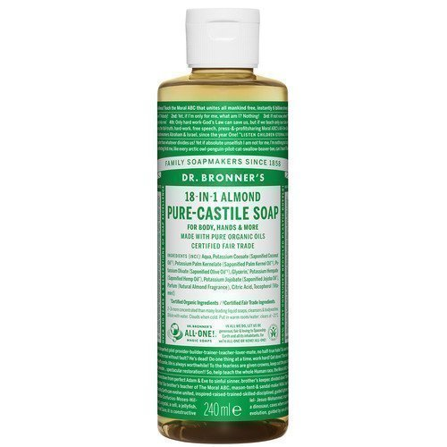Dr. Bronner's Magic Soaps Almond 236 ml