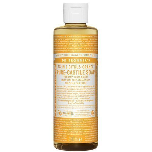 Dr. Bronner's Magic Soaps Citrus-Orange 240 ml