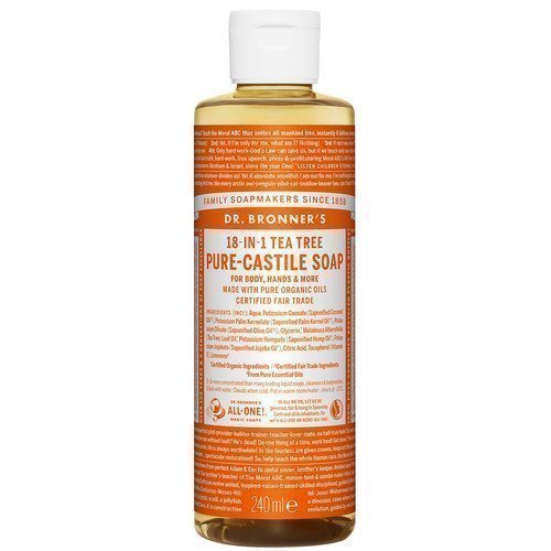 Dr. Bronner's Magic Soaps Tea Tree 236 ml