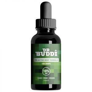 Dr Buddi Cbd Oil 1000mg 10% 10 Ml