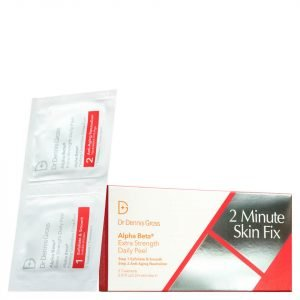 Dr Dennis Gross Skincare Alpha Beta Extra Strength Daily Peel Pack Of 5