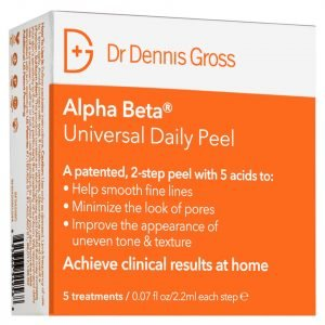 Dr Dennis Gross Skincare Alpha Beta Universal Daily Peel Pack Of 5