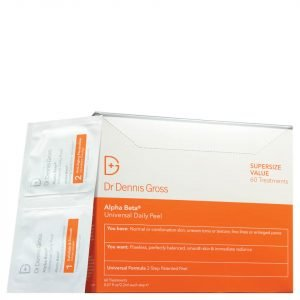 Dr Dennis Gross Skincare Alpha Beta Universal Daily Peel Pack Of 60